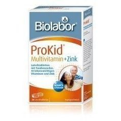 PROKID MULTI-VITAMIN PLUS ZINC