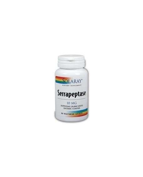 Serrapeptase 10Mg Solaray