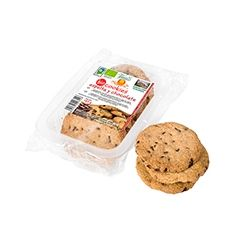 Galletas cookies de espelta y chocolate 140g