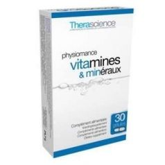 Vitaminas y minerales Therascience