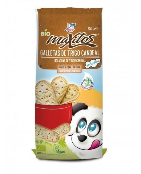 Galletas Maxitos de trigo candeal