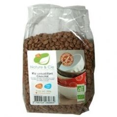 Arroz inflado chocolateado Nature et Cie 200g