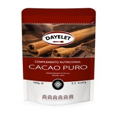 CACAO PURO 100gr Dayelet