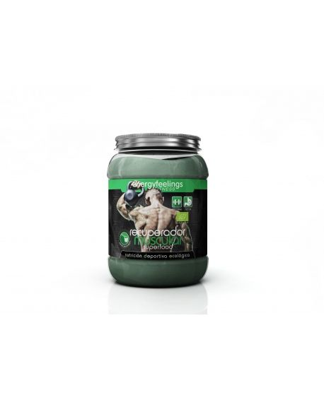 Recuperador muscular NDE Energy Feelings750g