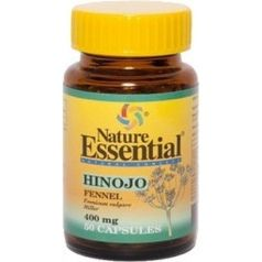 Hinojo 400 mg de Nature Essential 50cap
