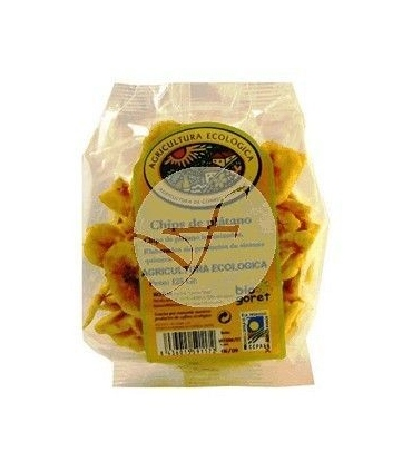 Chips de banana eco 125g