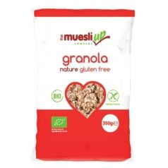 Granola nature sin gluten Muesli Up
