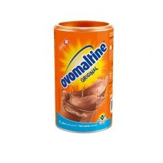 Ovomaltine (500g) - el original suizo sin azúcar chocolate soluble