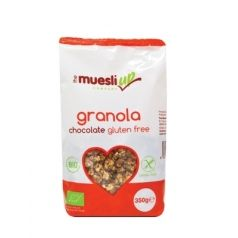 Granola chocolate sin gluten Muesli Up