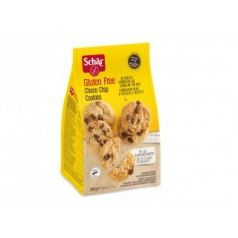 CHOCO CHIPS COOKIES GALLETAS CON PEPITAS DE CHOCOLATE SIN GLUTEN DR SCHAR