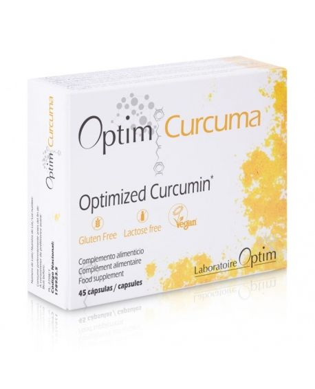 Optim Curcuma 45 cap.