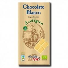 Chocolate BLANCO BIO Solé