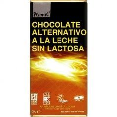 CHOCOLATE SIN GLUTEN ALTERNATIVO A LA LECHE PLAMIL 100GR