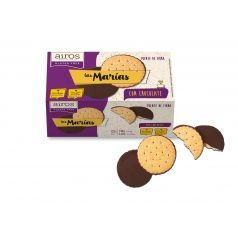 PACK 10 GALLETAS MARIA CON CHOCOLATE SIN GLUTEN AIROS