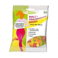 Ositos de gominola fitness bears from Fit For Fun. Frusano