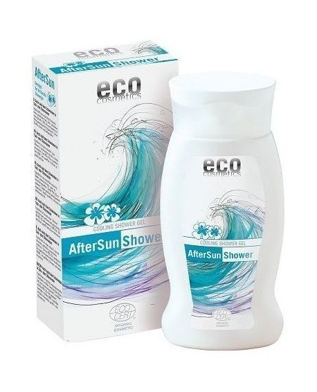 AFTER SUN GEL DE DUCHA GRANADA/EUCALIPTO ECOCOSMETICS