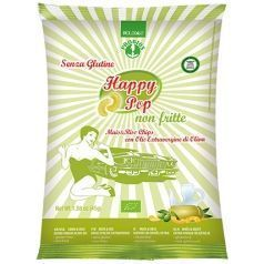 HAPPY POP con aceite de oliva FRUSANO