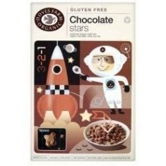 CEREALES DE CHOCOLATE SIN GLUTEN DOVES FARM