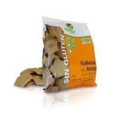 Galletas de arroz sin gluten 200gr