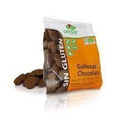 Galletas de chocolate sin gluten 200gr