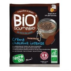 Crema de chocolate intenso Bio Gourmandises Nat Ali