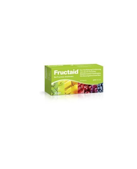Fructaid 30 comprimidos