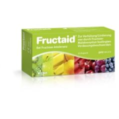 Fructaid 60 comprimidos